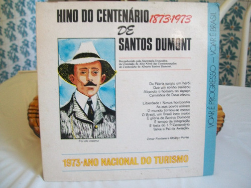 titulares do ritmo hino do centenário de s.dumont .
