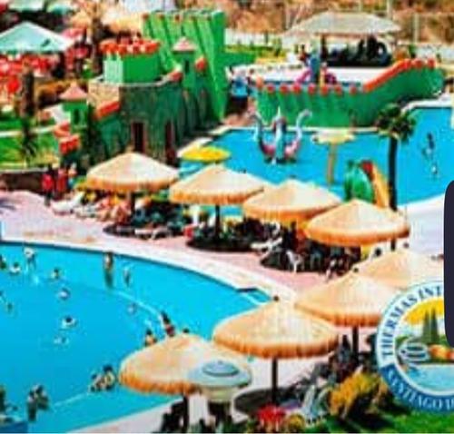 título parque acuatico thermas internacional