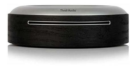 tivoli audio wireless home modelo reproductor de cd negro (a