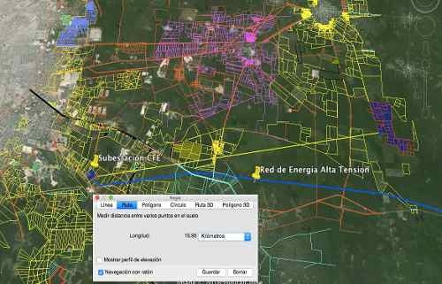 tixkokob  desde 4 hectareas primera enajenacion $15m2