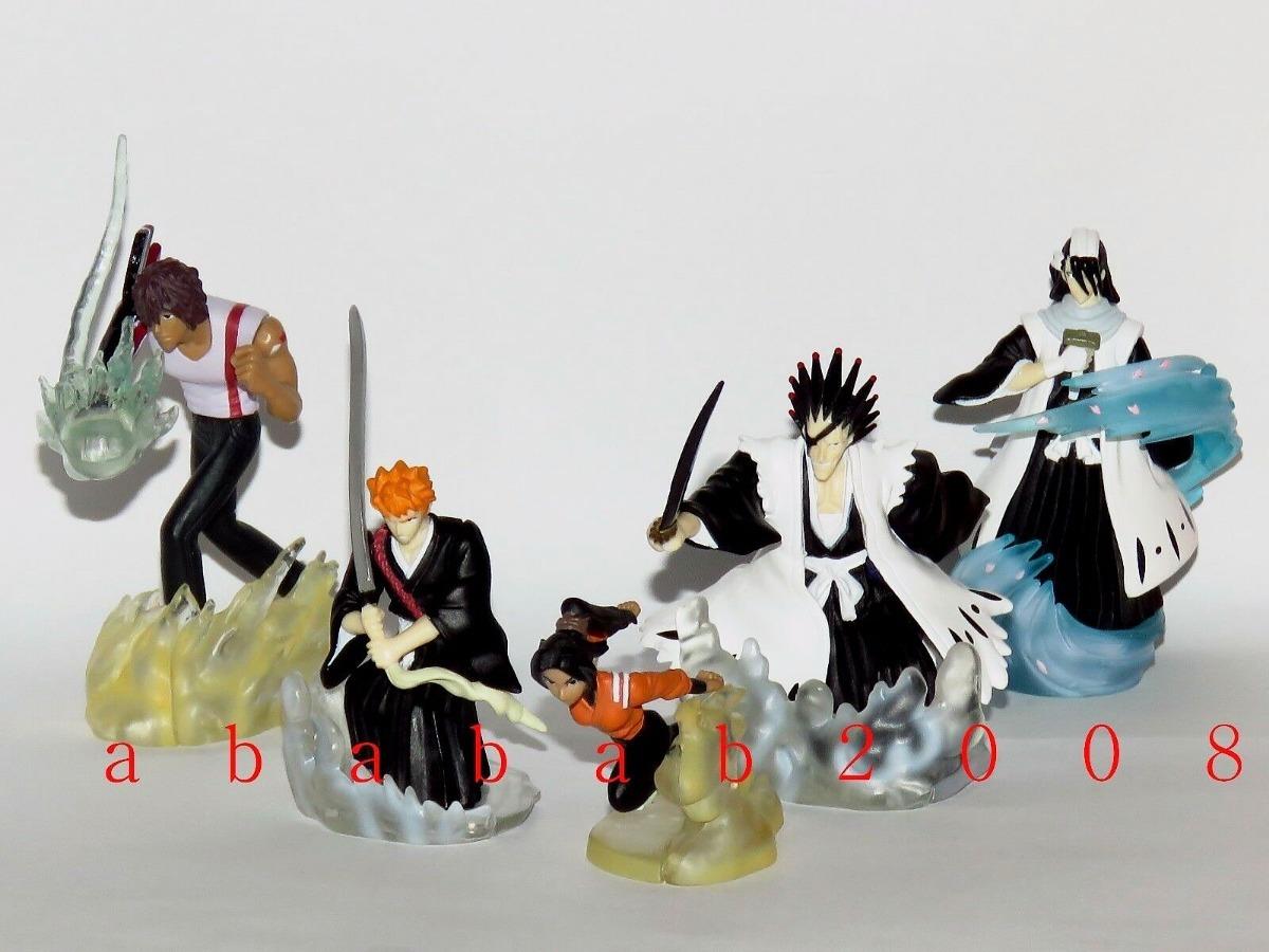 Yoruichi Shihouin Gashapon Real Collection 2