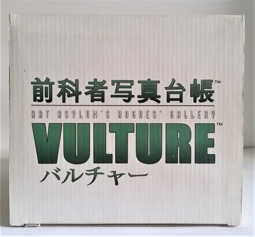 tk0r marvel bust rogues gallery vulture abutre