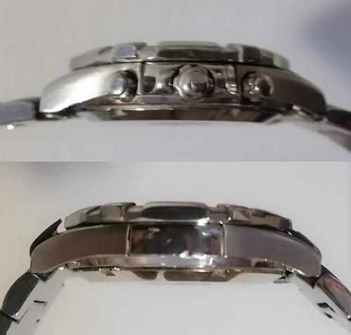 tk0v relógio tissot pr 100 branco com caixa original usado