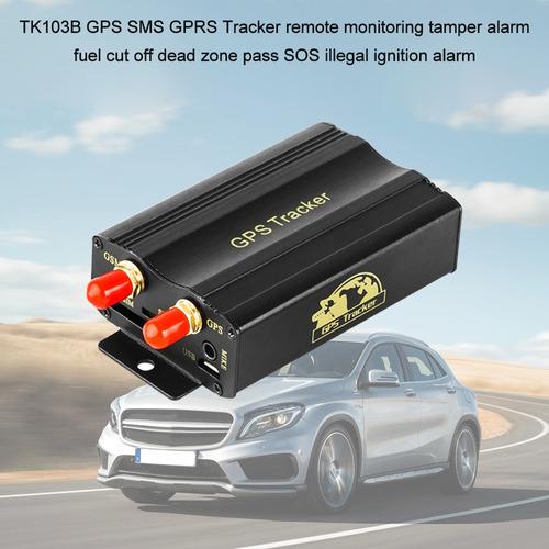 tk103b gps sms gprs rastreador monitoramento remoto adultera
