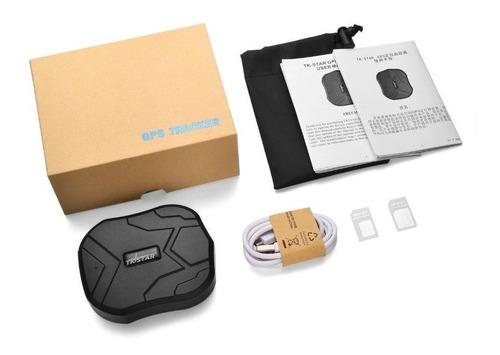 tk905 gps tracker magnético recargable 90 dias envio gratis