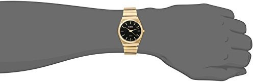 tko black gold watch expansion band stainless steel  stretch