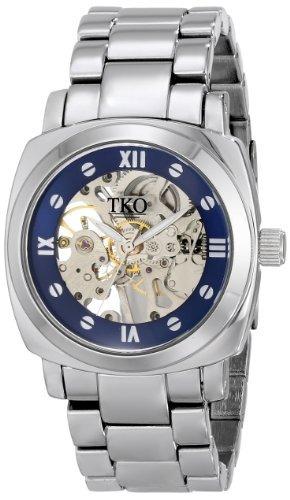 tko orlogi womens tk628s see through mechanical skeleton han