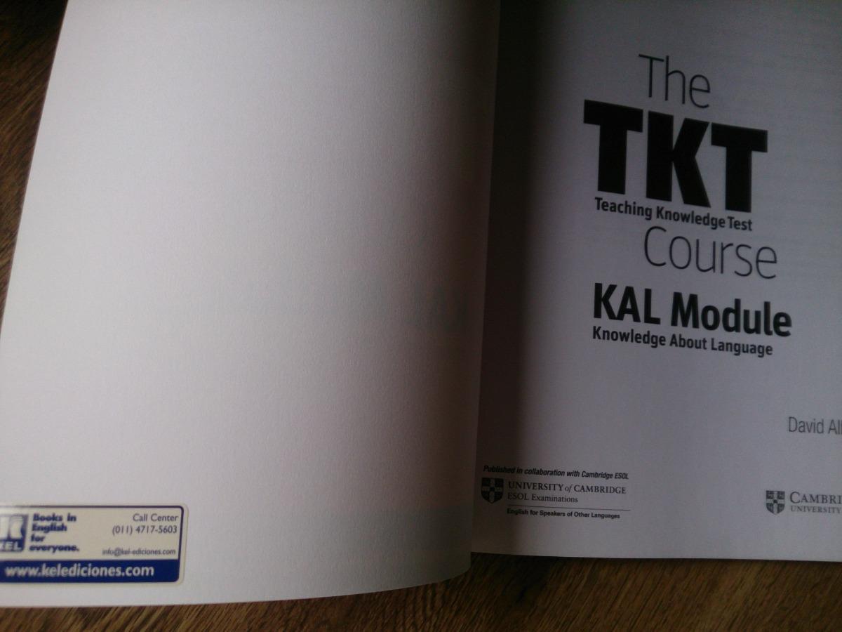 Tkt Kal Book