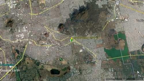 tlahuac terreno amplio uso de suelo con 2 frentes 43,000 m2