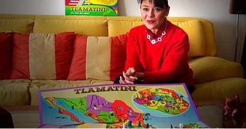 tlamatini clásico juego mesa trivia tipo maratón mexicano