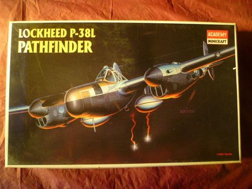 tm.academy 1/48 p-38l pathfinder