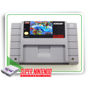 Tmnt 4 Turtles In Time Super Nintendo Snes Original