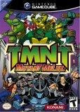 tmnt mutant melee - tortugas ninja / gamecube &  wii usa 17