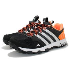 nett Adidas Terrex X King Tênis Esportivo Laranja com o  spare mehr