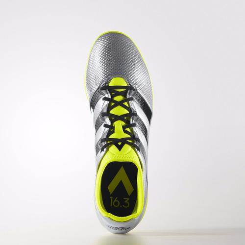 tênis adidas ace 16.3 primemesh - futsal nº 42