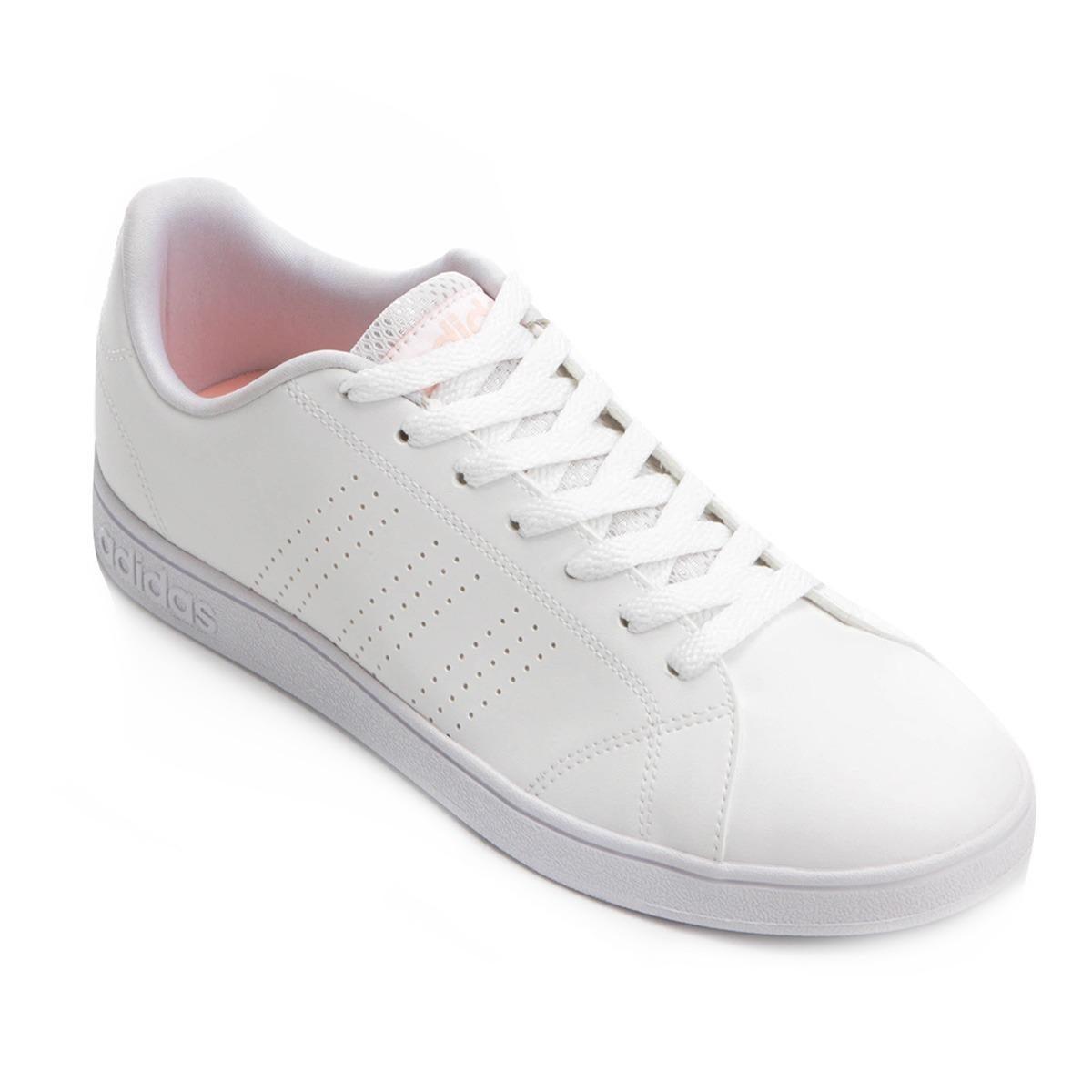 1d8b503d087 Tênis adidas Advantage Vs Clean Feminino - Original - R  229