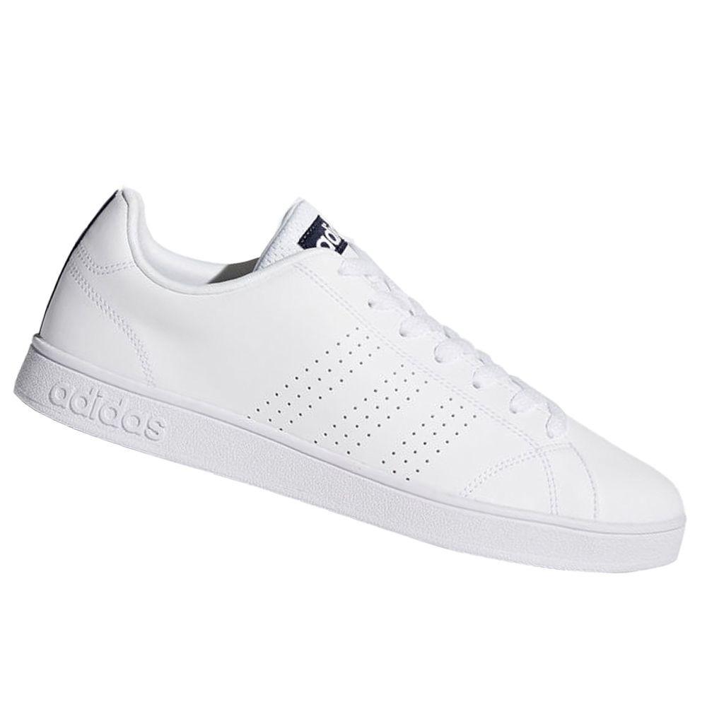 0b2bdad154cdbd  tênis adidas advantage vs clean neo branco f99252 novo top.  Carregando zoom. a7df9cf385617b ... ba92e3b6dd50c
