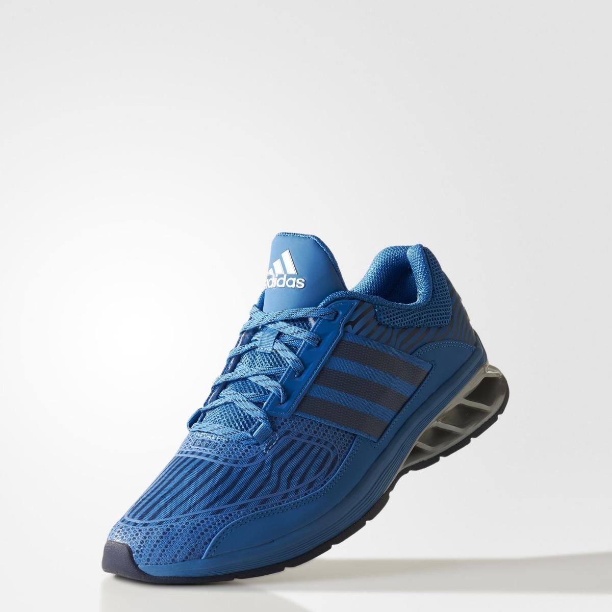 c0d2d36c92a tênis adidas azul runway s77780 masculino. Carregando zoom.