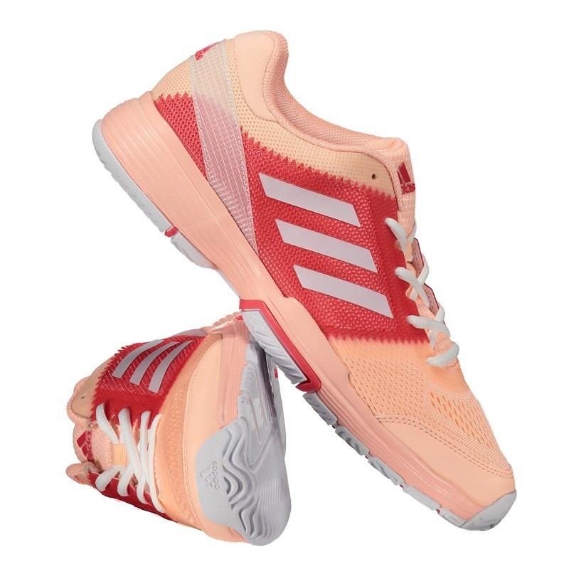 5f48815d348 tênis adidas barricade club feminino rosa. Carregando zoom.