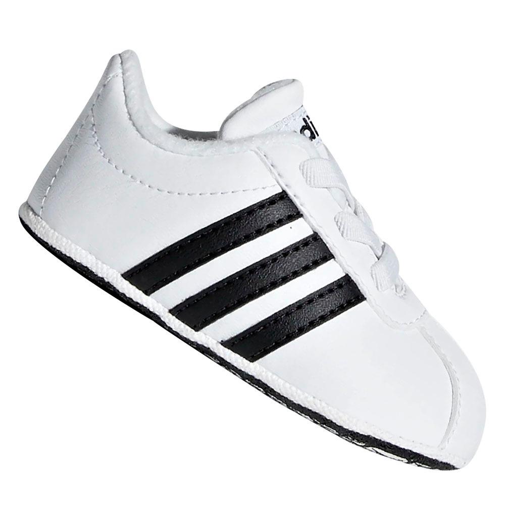 d208961b8b5 tênis adidas bebê infantil vl court 2.0 branco f36605. Carregando zoom.