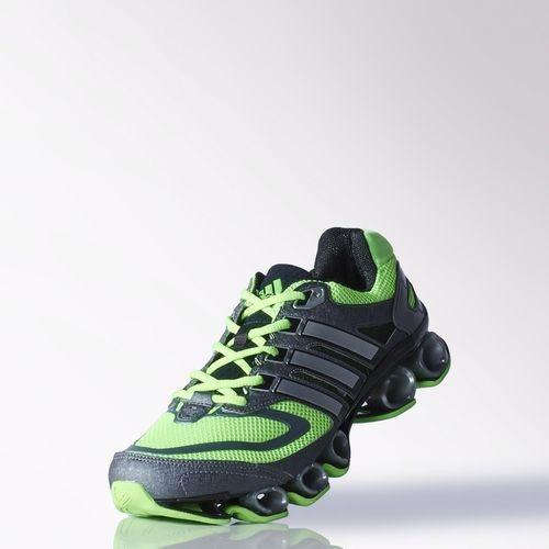 adidas bounce verde