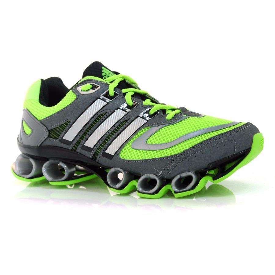 e4d0b5a5449 Tênis adidas - Bounce Proximus Fb Verde - M25662 - Original - R  329 ...
