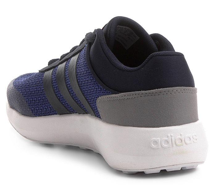 4fa0f4217bd Tênis adidas Cf Race Azul Melhor Preco - R  300