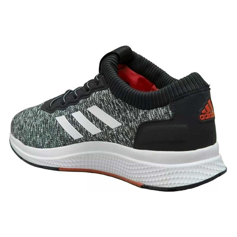 54e2454a1bf tênis adidas chronus m h68535 masculino - mescla e preto. Carregando zoom.