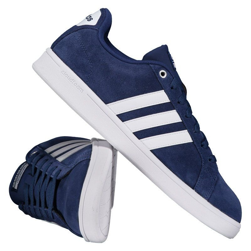 tênis adidas cloudfoam advantage azul. Carregando zoom. c41e1be7b5958