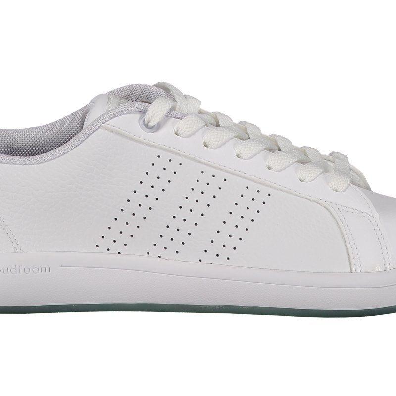 e0f79f3b86b tênis adidas cloudfoam advantage clean feminino branco. Carregando zoom.