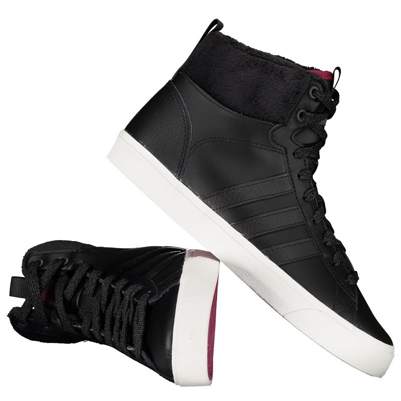 938068357 tênis adidas cloudfoam daily qt winter feminino preto. Carregando zoom.