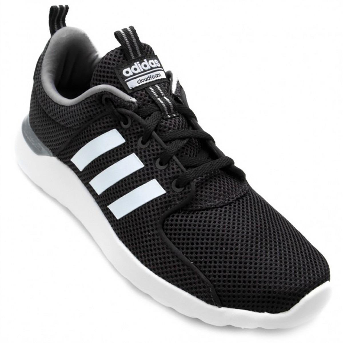 37f7941c2 tênis adidas cloudfoam lite racer preto masculino original. Carregando zoom.