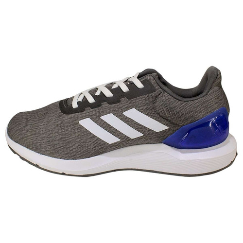 tênis adidas cosmic 2 - cinza/azul - frete grátis