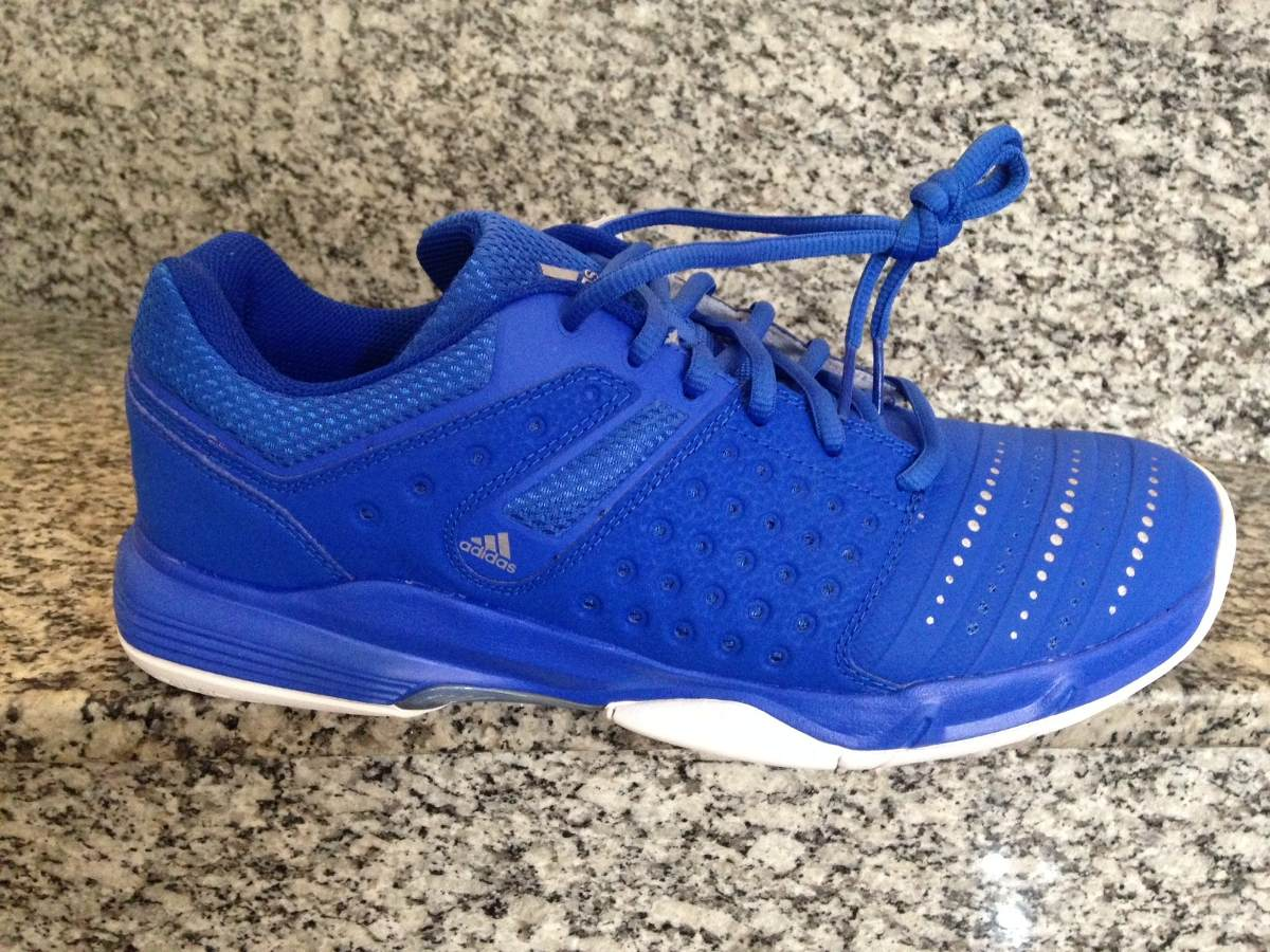 tênis adidas court stabil 12 - handebol futsal volei. Carregando zoom. 7b86146a606