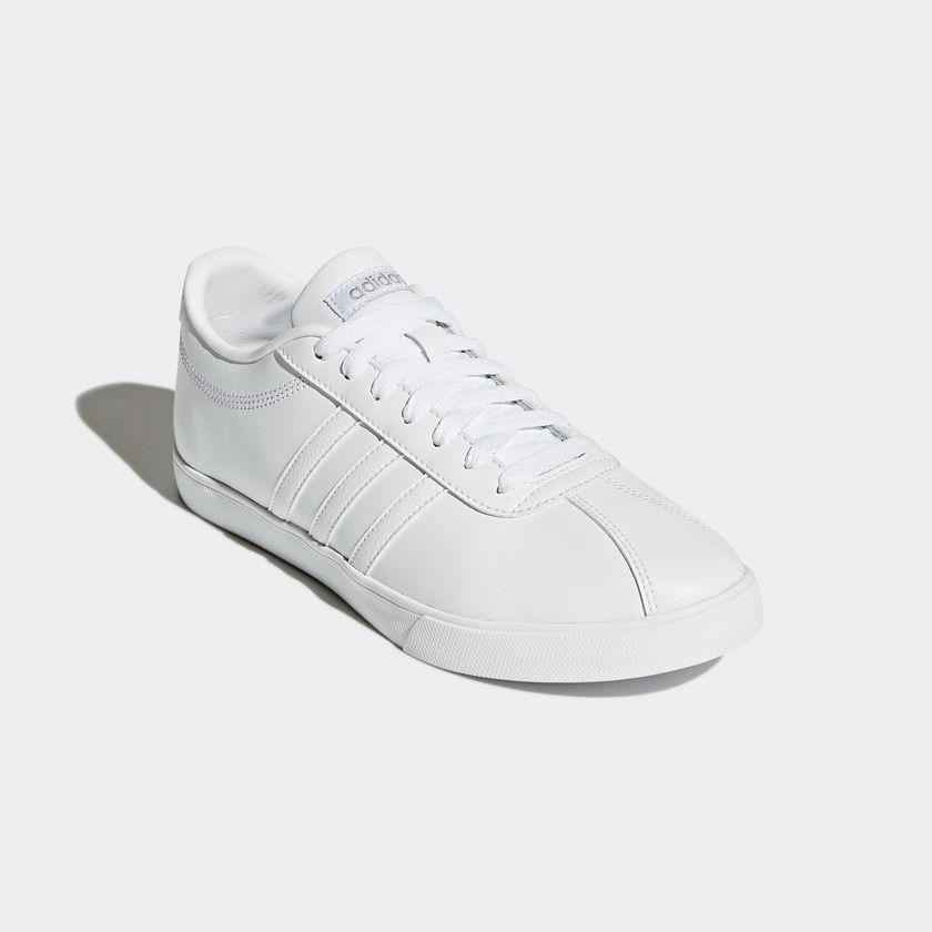 89553d39fa tênis adidas courtset feminino original branco. Carregando zoom.