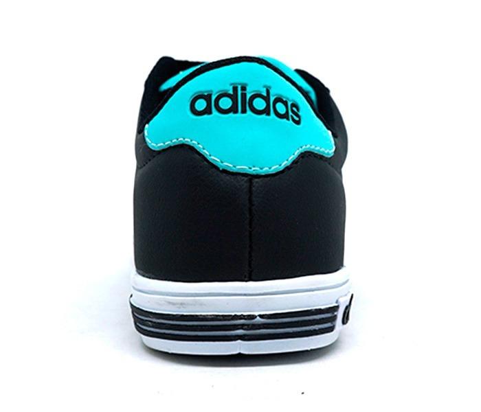 43b3002965 Tênis adidas Daily Team K Preto E Azul Bebê - R  215