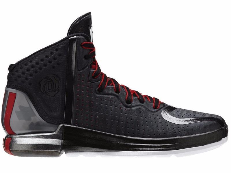Tênis adidas Derrick Rose 4 Away Basquete fb8c51caf7885