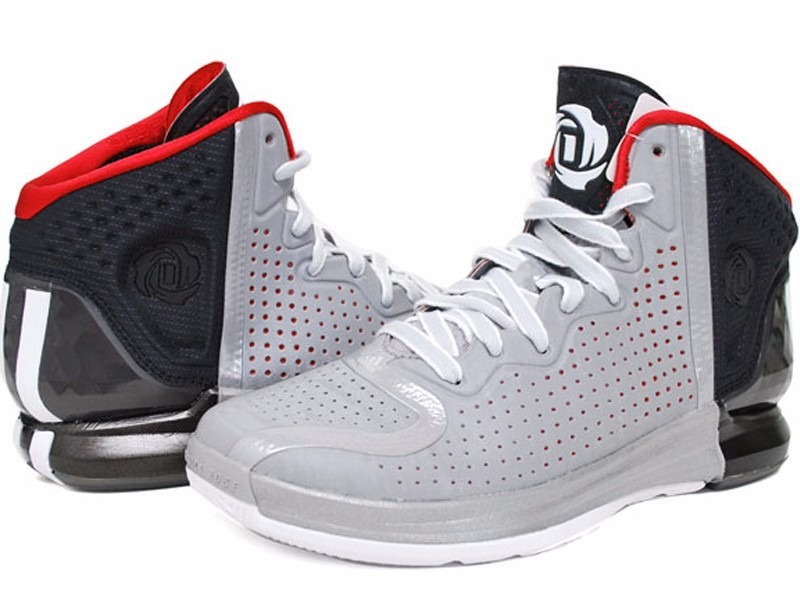 3beda49fde Tênis adidas Derrick Rose 4 Basquete Nba