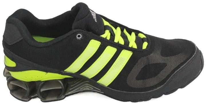 Tênis adidas Devotion 4m Mesh Preto verde (novo E Na Caixa) - R  255 ... 28f371b963