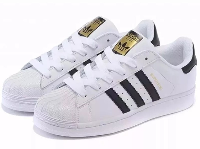 831be93620e Tênis adidas Superstar Bold Netshoes 2018 Top Dos Tops - R  300