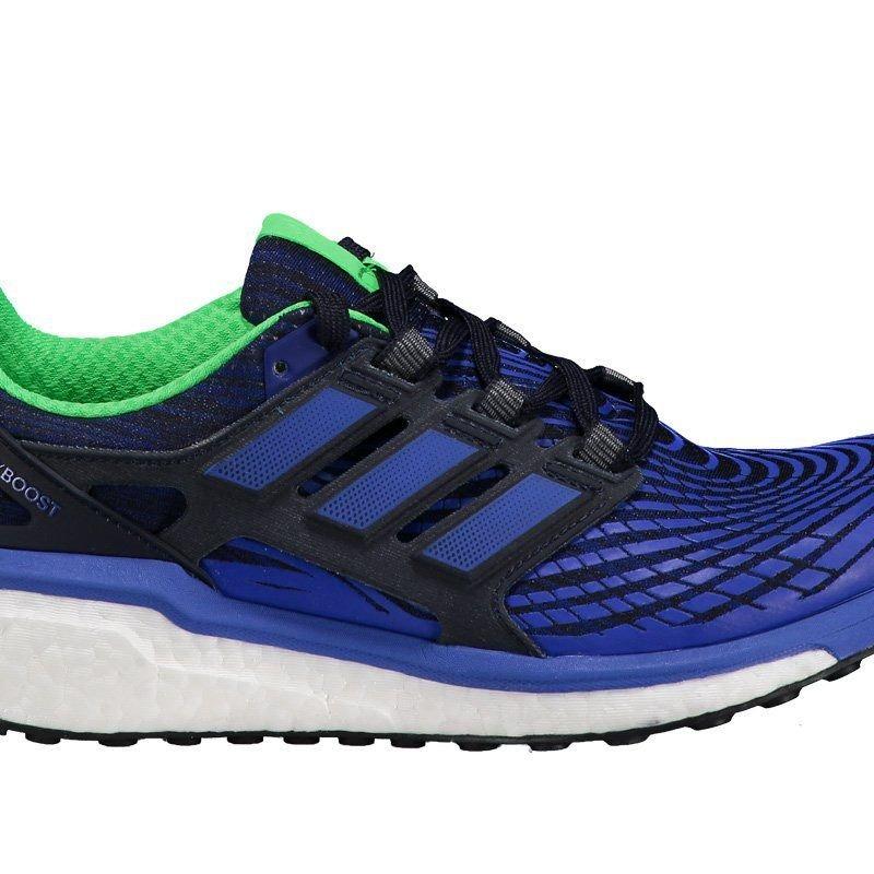 b847a6c3b tênis adidas energy boost azul e verde. Carregando zoom.