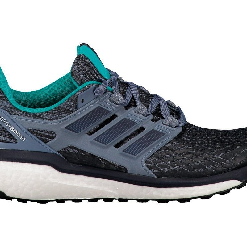 7deb97353 tênis adidas energy boost azul mescla. Carregando zoom.