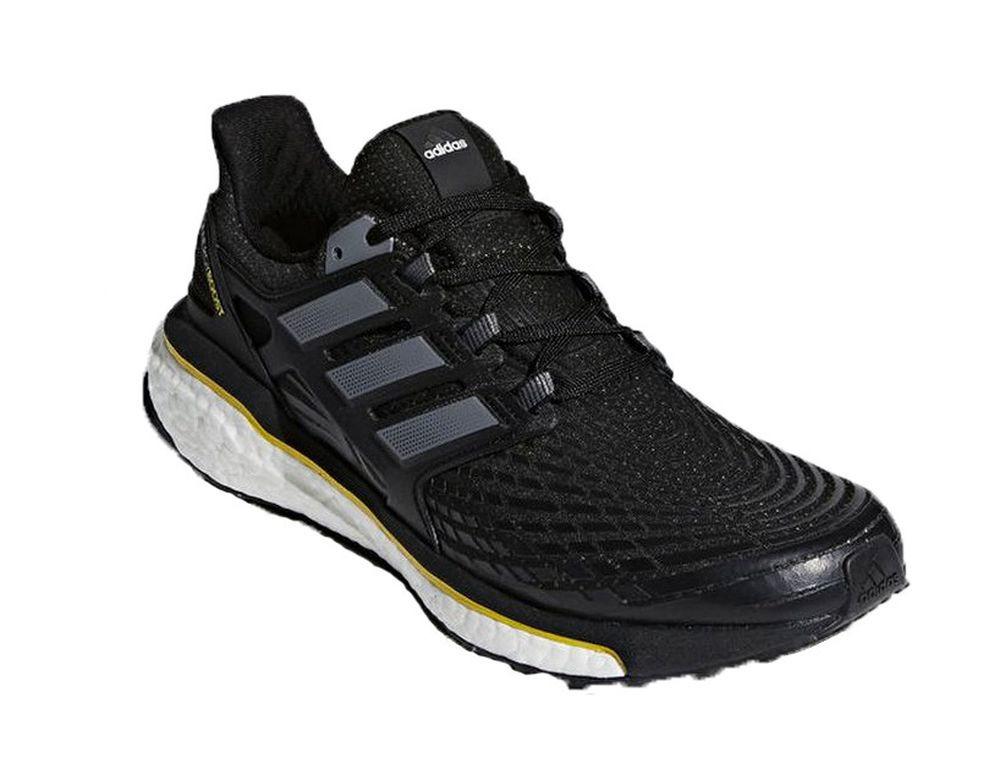 tênis adidas energy boost m -masculino - preto amarelo. Carregando zoom. c7b5e4552e54b