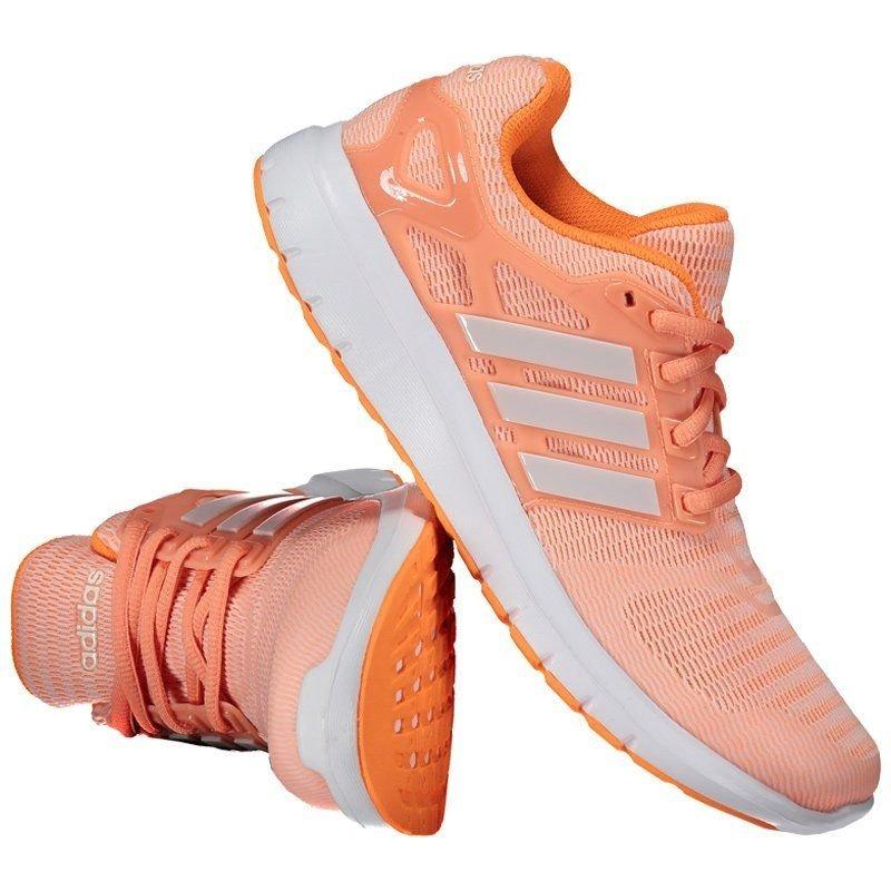 tênis adidas energy cloud v feminino laranja. Carregando zoom. fc90bb91b42cf