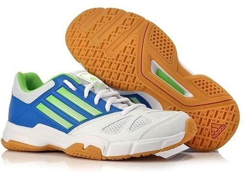 tênis adidas feather fly indoor futsal squash handbol
