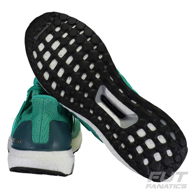 6827e3fab8 Tênis adidas Ultra Boost Feminino Verde - Futfanatics - R  599