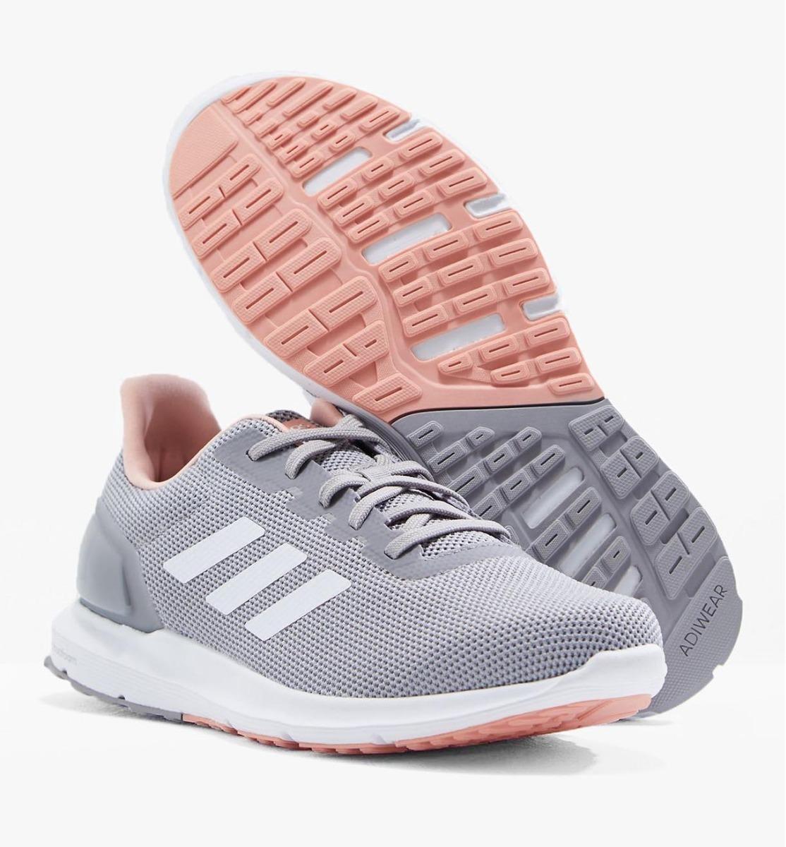 dc0f23f68 tênis adidas cosmic 2 feminino cinza/branco original. Carregando zoom... tênis  adidas feminino. Carregando zoom.