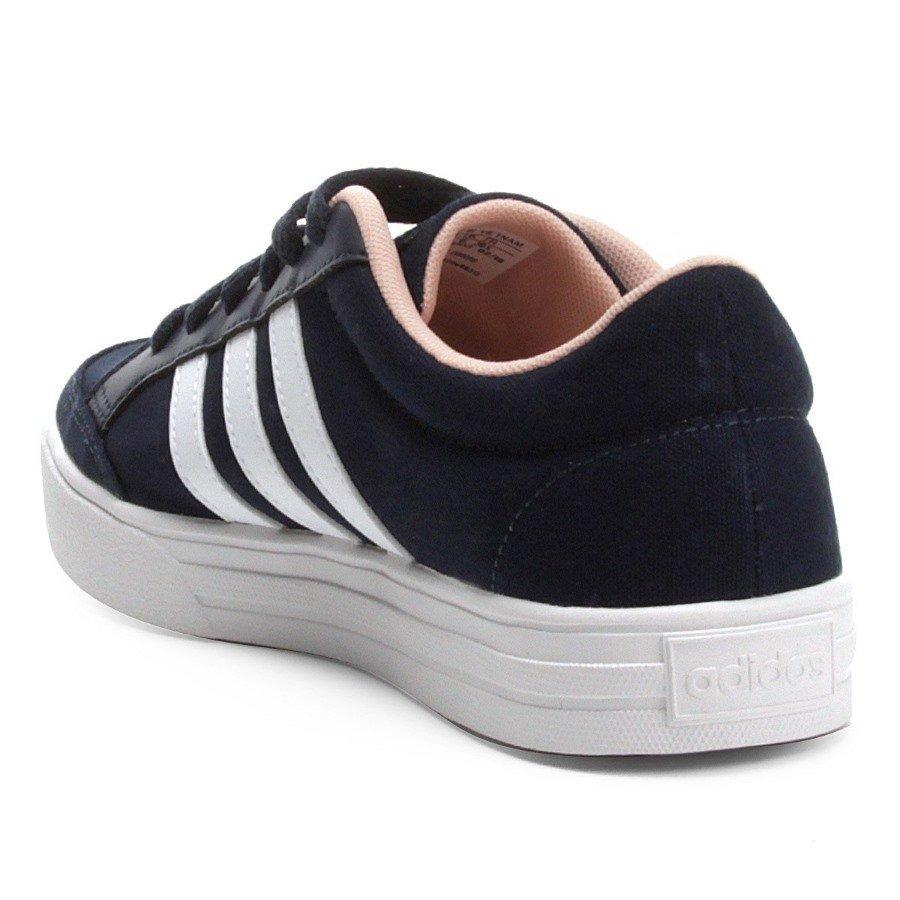 Tênis adidas Vs Set Casual Feminino - R  239 b08272a7813fa