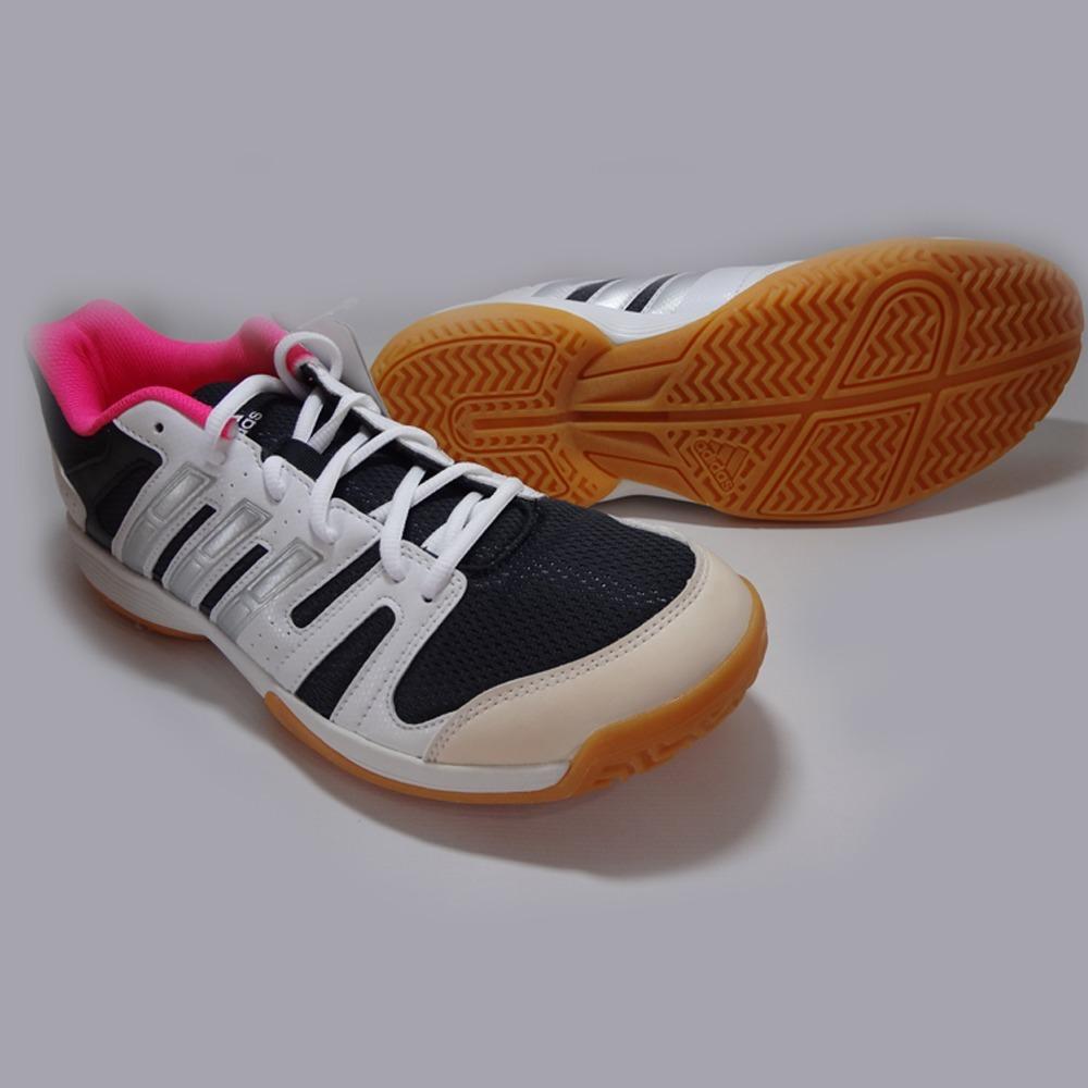 ef6cf150318d4 Tênis adidas Volley Ligra W Feminino Handebol Pronta Entrega - R ...