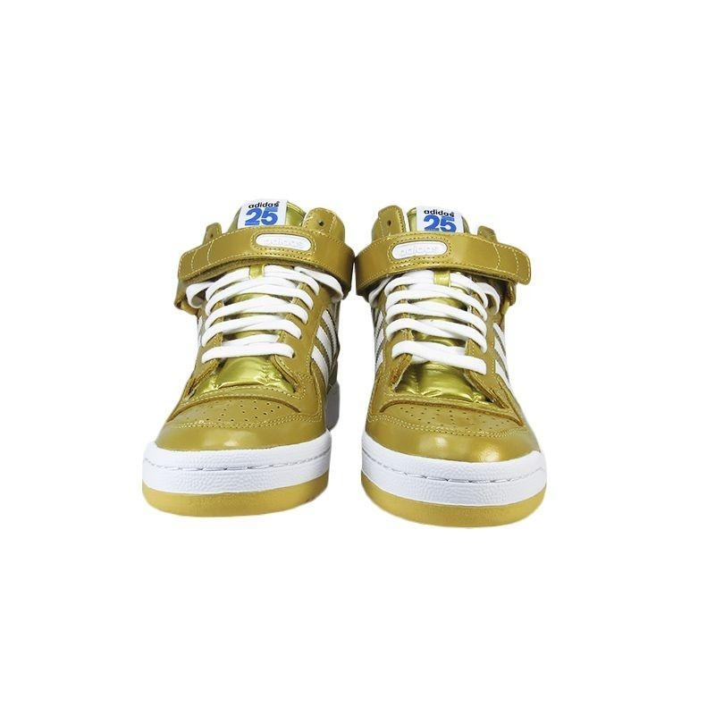 b38c0dbac15 tênis adidas forum mid rs nigo-gold. Carregando zoom.